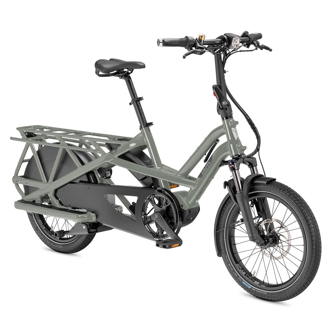 TERN GSD S10 DARK Sage - MY 2021  - Disponible  septembre  2021