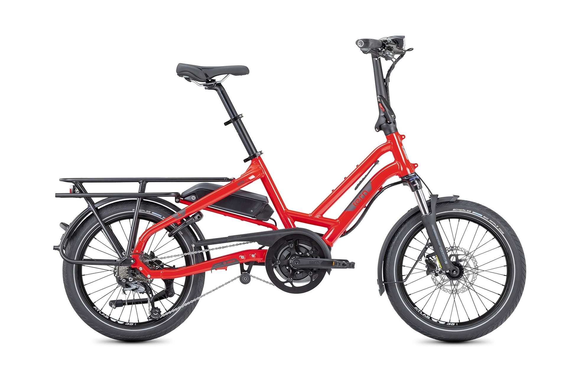 TERN HSD P9 RED