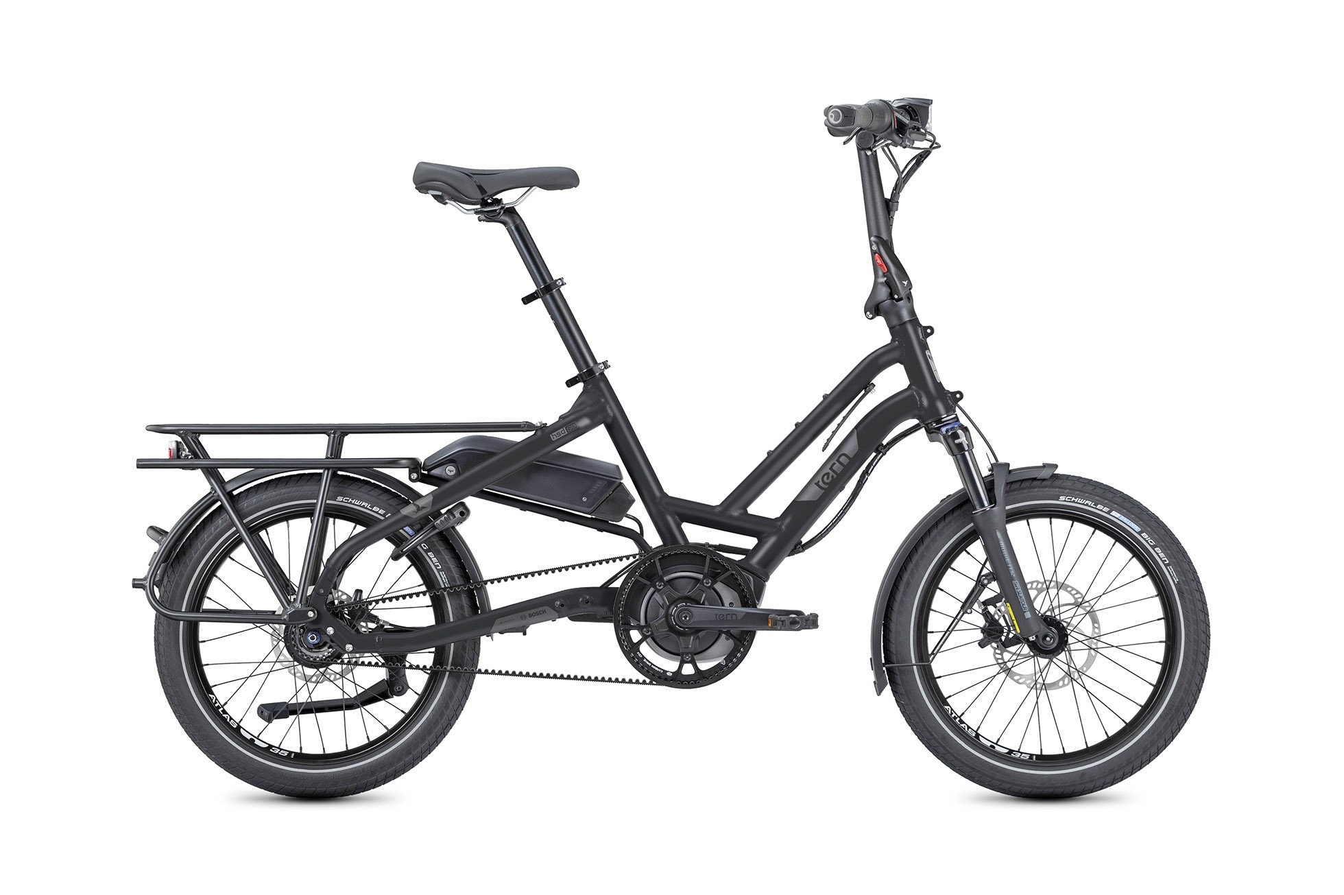 TERN HSD S8i Black - availabble in JUNE 2020