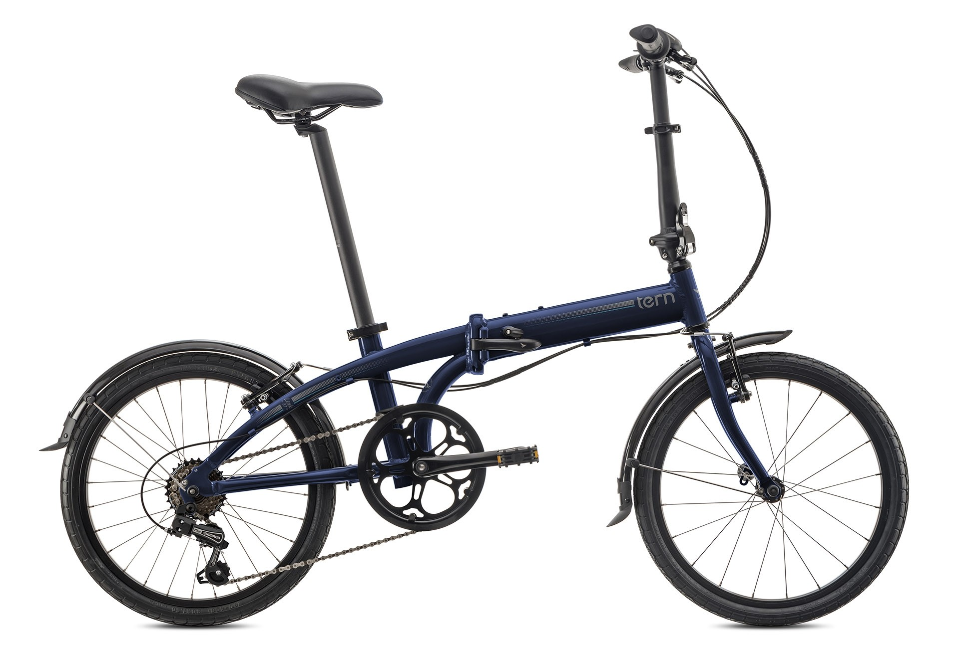 TERN LINK B7 MIDNIGHT Blue