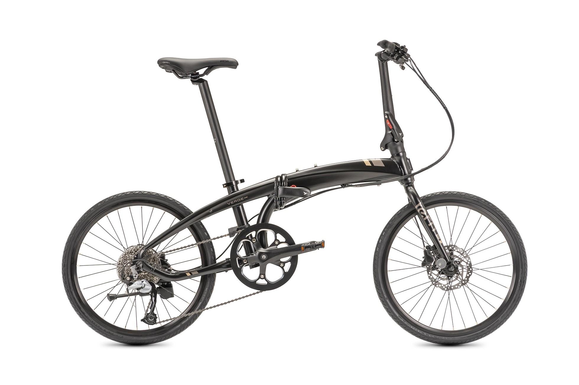 TERN Verge D9 Black - Disponible fin mars 2021