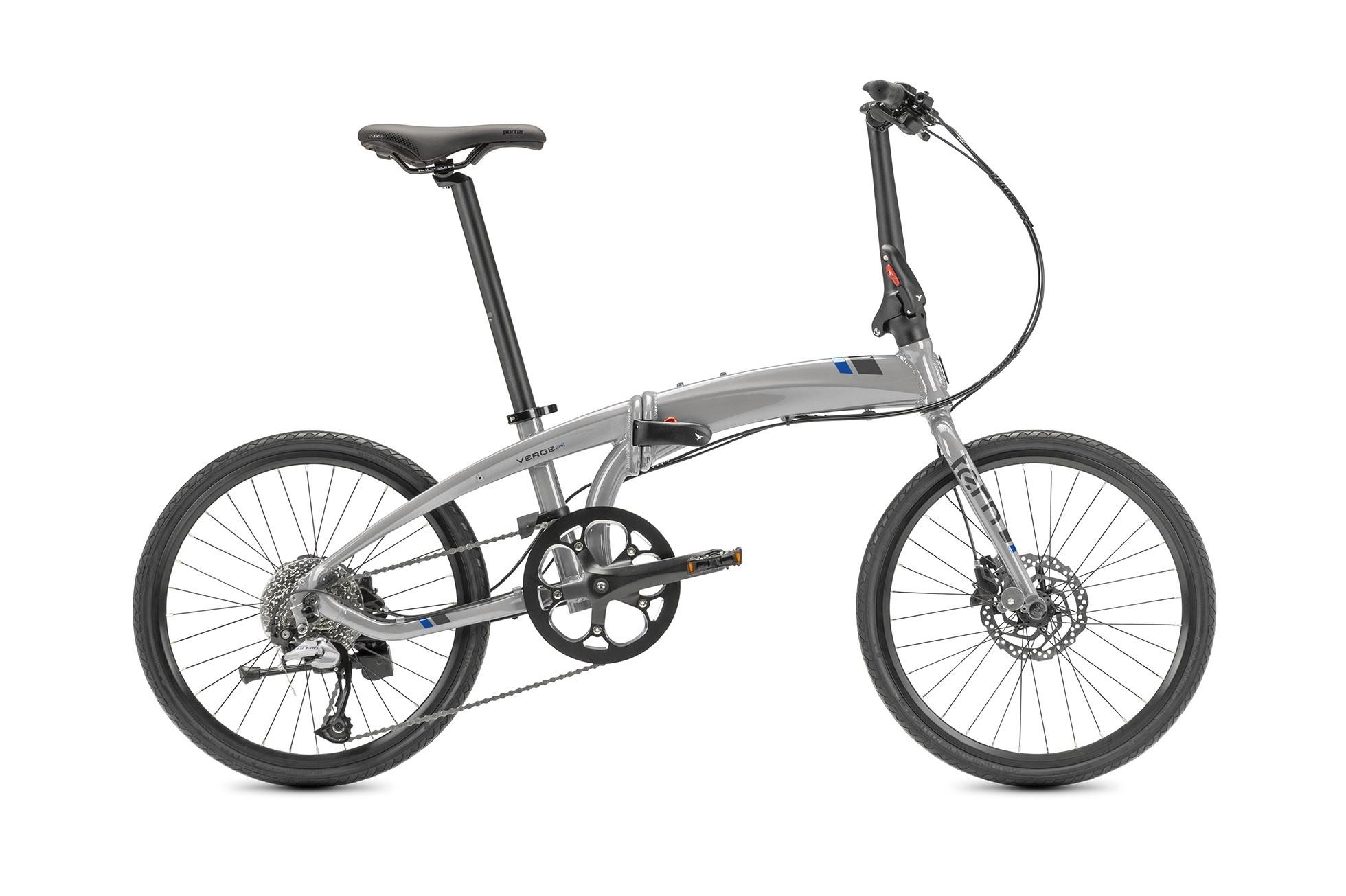 TERN Verge D9 Silver - Disponible fin octobre 2020