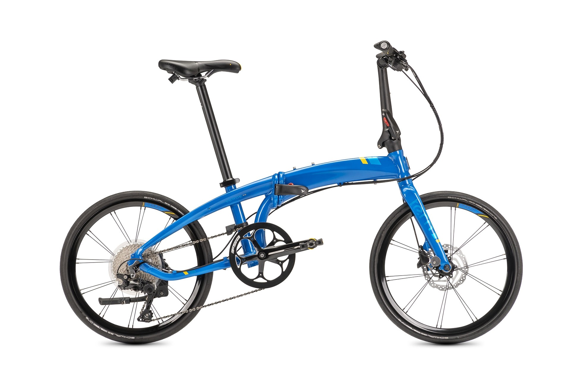 TERN Verge P10 Blue - disponible Avril 2021