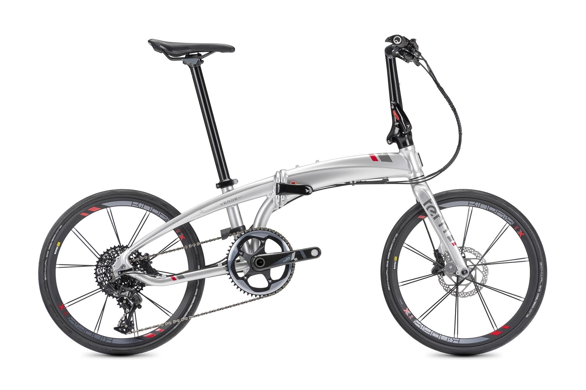 TERN Verge X11 Silver disponible Mars 2021