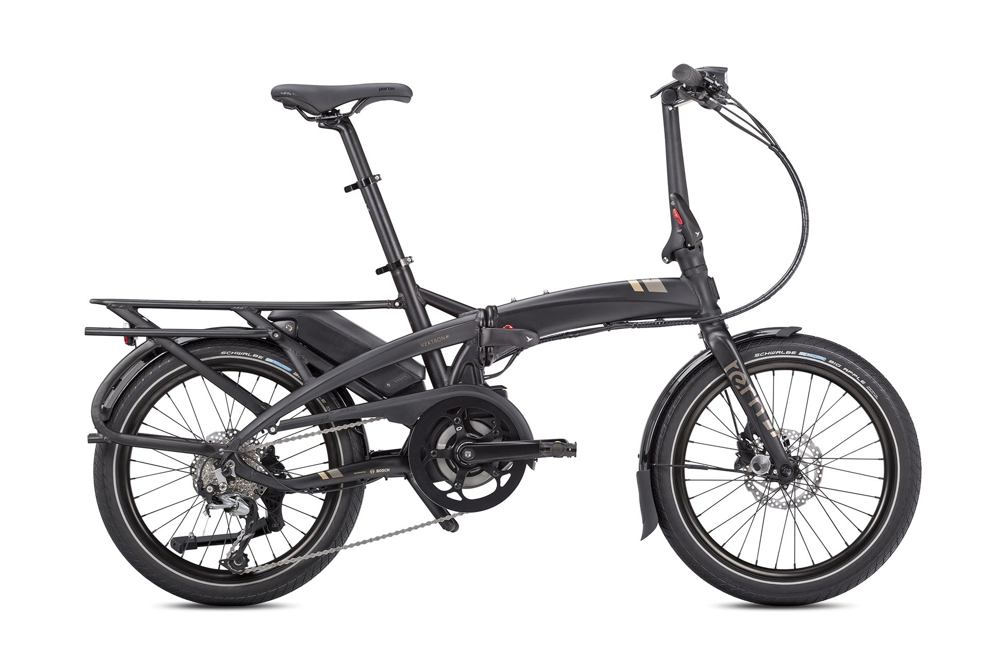 TERN VEKTRON Q9  Black - 400 Wh available 30 novembre 2019