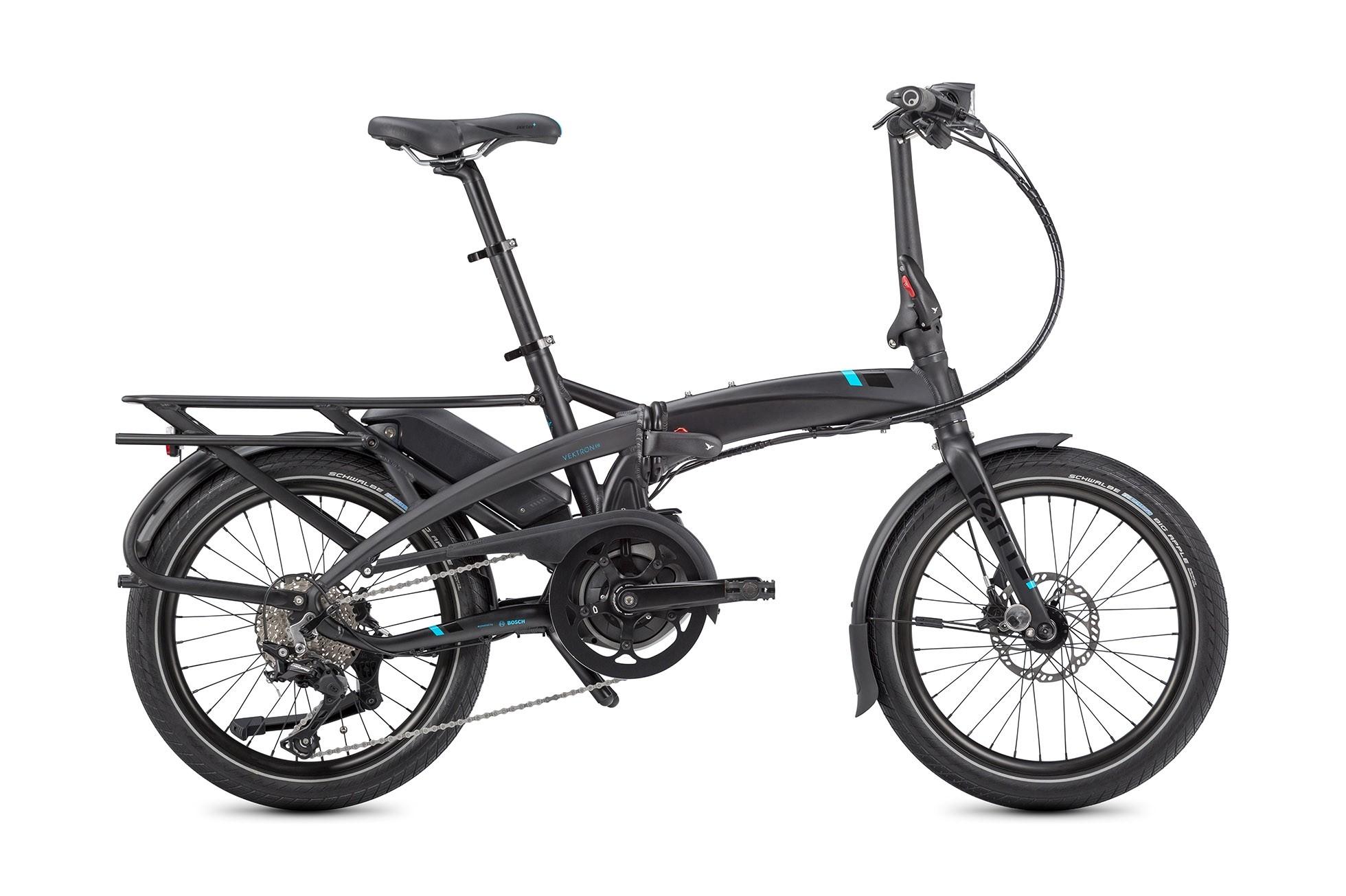 TERN VEKTRON S10  black - 400 Wh - available april 2020