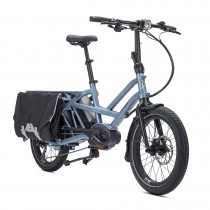TERN GSD S10 Silver blue - available in January 2020 - all bikes booked. Next available bikes in July 2020