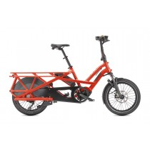 TERN GSD S10 TABASCO RED - MY 2021  - sold out - disponible septembre 2021
