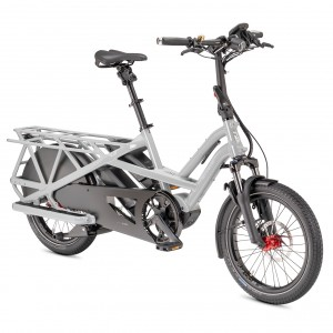 TERN GSD R14  FORGE GREY  MY 2021