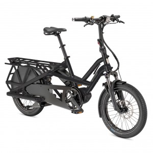 TERN GSD S10 BLACK 2021  - sold out - disponible janvier 2022