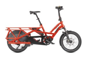 TERN GSD S10 TABASCO RED - MY 2021  - sold out - disponible Janvier 2022