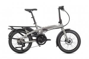 TERN VEKTRON S10 Matt Silver - 400 Wh